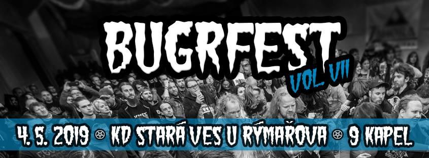 Bugrfest odkryl pátou kapelu pro rok 2019