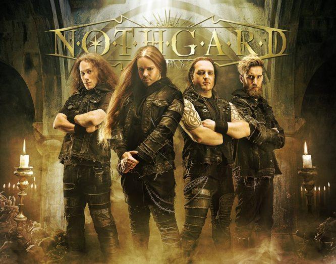 Nothgard lákají na chystané album