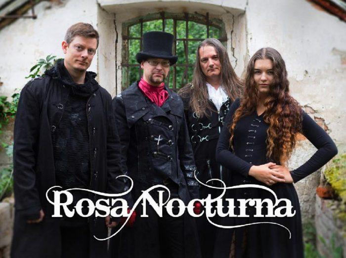 Nový videoklip od Rosa Nocturna