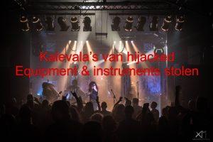 Černá tečka pro Ostravu aneb další kapela okradena – pomozte kapele pomocí crowdfundingu
