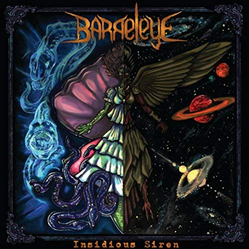 Recenze: Barreleye – Insidious Siren