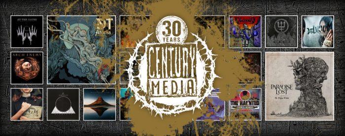 Century Media Records: Velká narozeninová party
