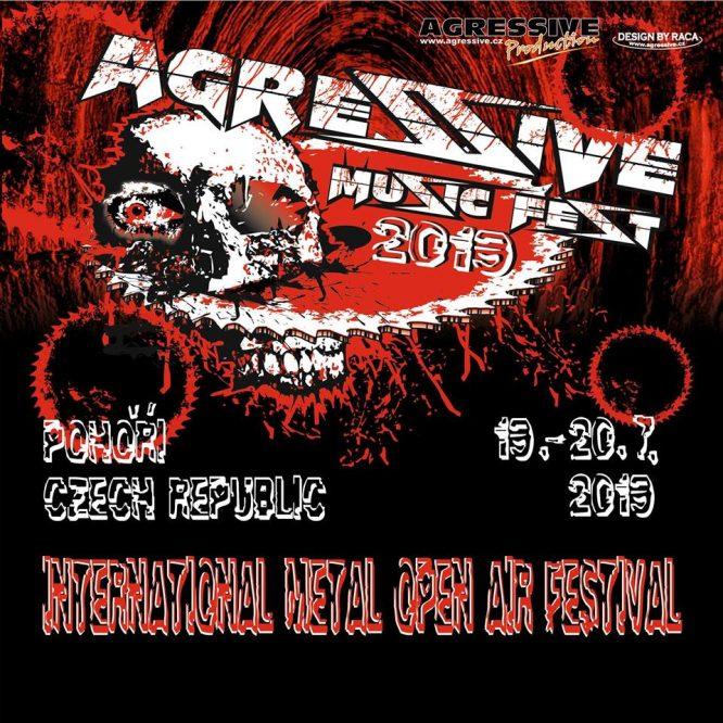 Agressive music fest oznámil již dvanáctou kapelu
