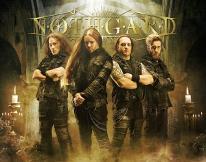 Interview: Dom R. Crey – Nothgard