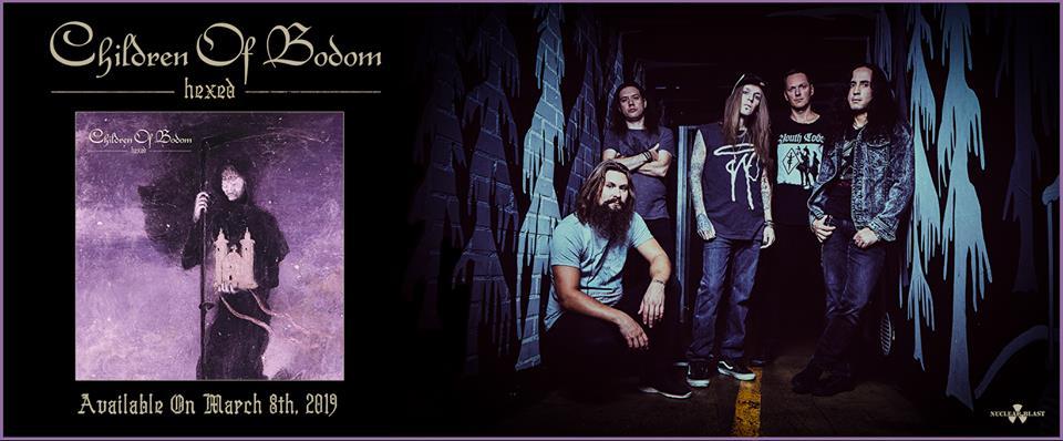 Children of Bodom ohlásili nové album