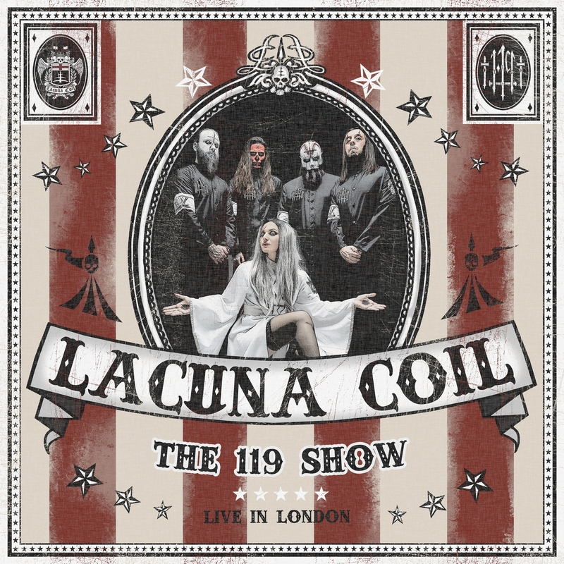 Recenze: Lacuna Coil – The 119 Show Live in London