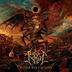 Recenze: Nahum – Within Destruction