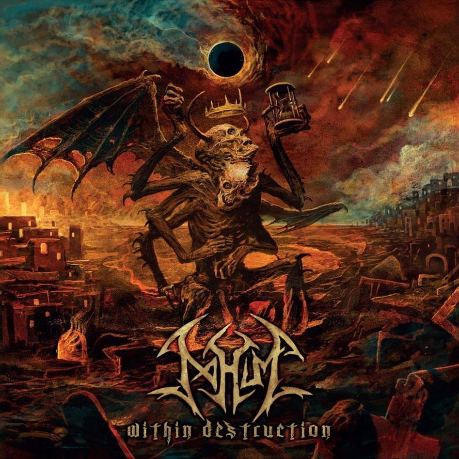 Recenze: Nahum – Within Destruction