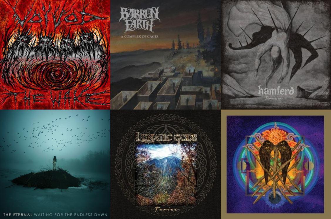 Redaktoři Obscura: Royal Blunt vybírá deset nejlepších alb roku 2018