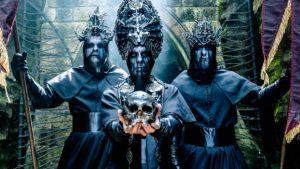Reportáž: Behemoth otevřeli brány do říše ohně