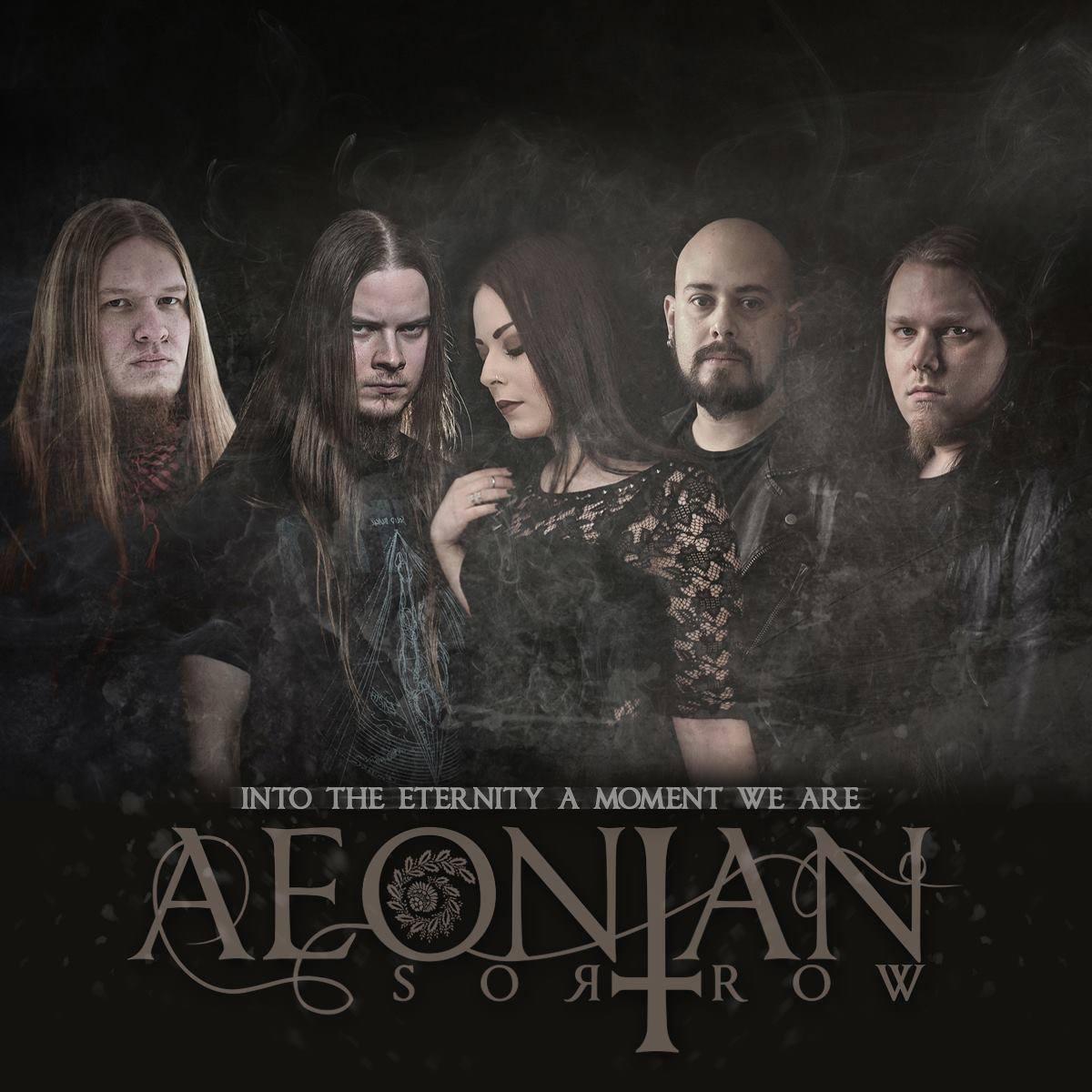 Rozhovor s GOGO MELONE – Aeonian Sorrow
