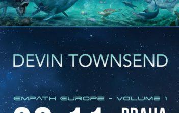Devin Townsend v Praze