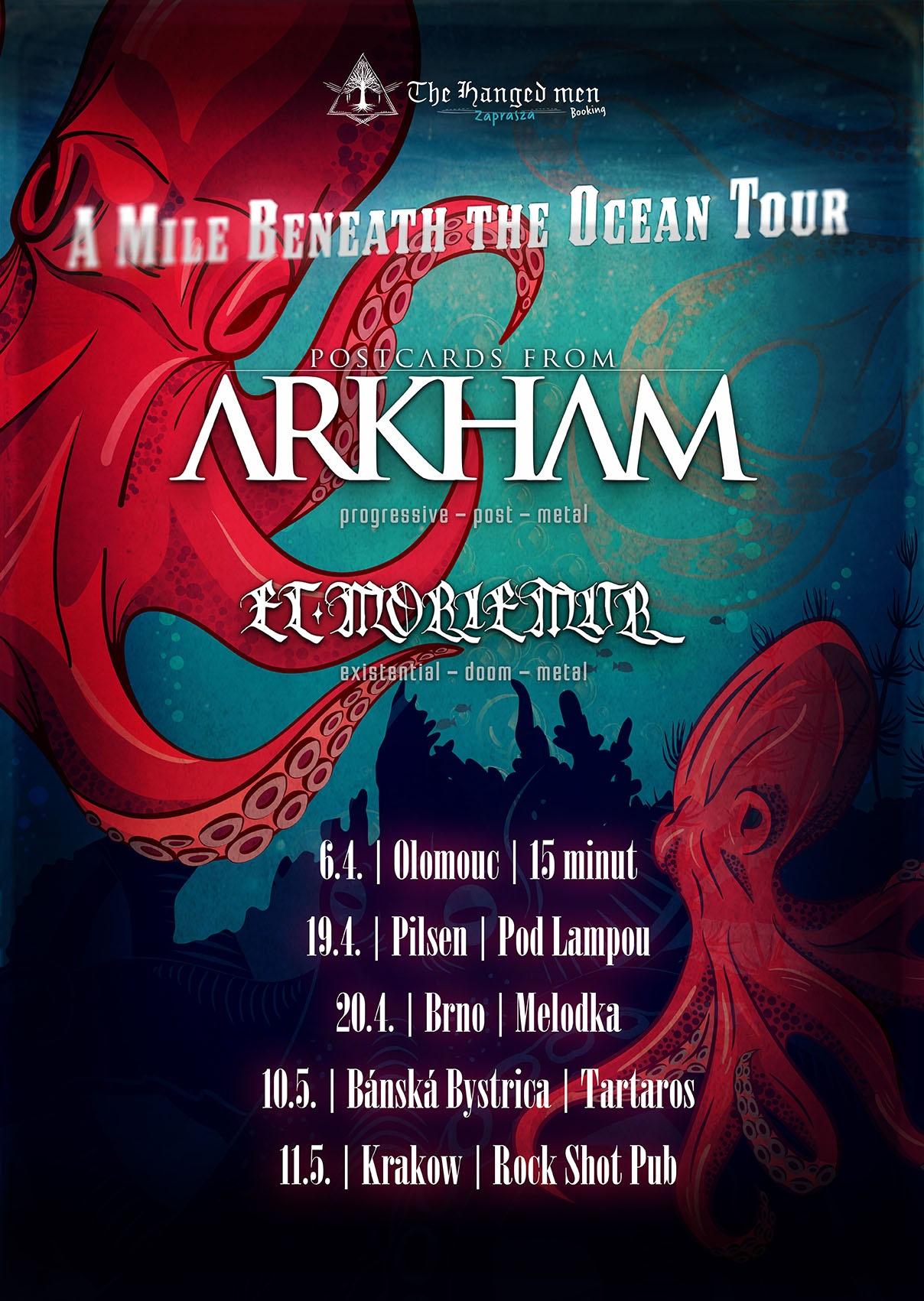 Et Moriemur a Postcards From Arkham