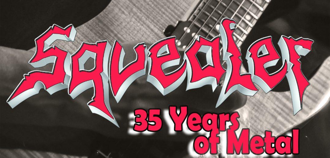 Squealer - 35 years of metal