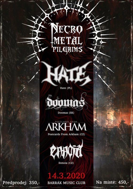 Necro Metal Pilgrims 2020