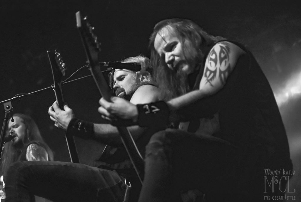 Insomnium, Markus Vanhala, Jani Liimatainen