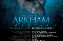 POSTCARDS FROM ARKHAM navazují na první kapitolu úspěšného tour k aktuální desce ØAKVYL