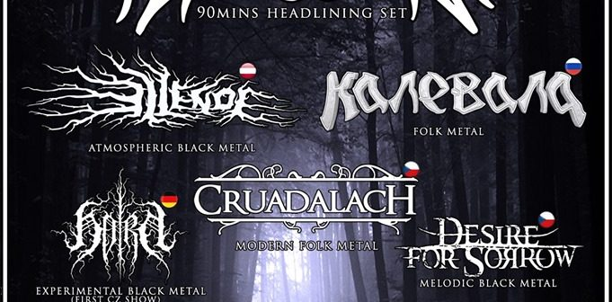 Heathen Assault Over Brno II