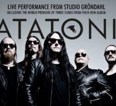 Koncerty za časů korony: Katatonia Live from Studio Gröndhal