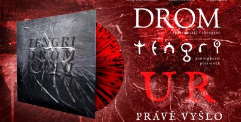 MetalGate Records uvádí: Drom & Tengri – UR