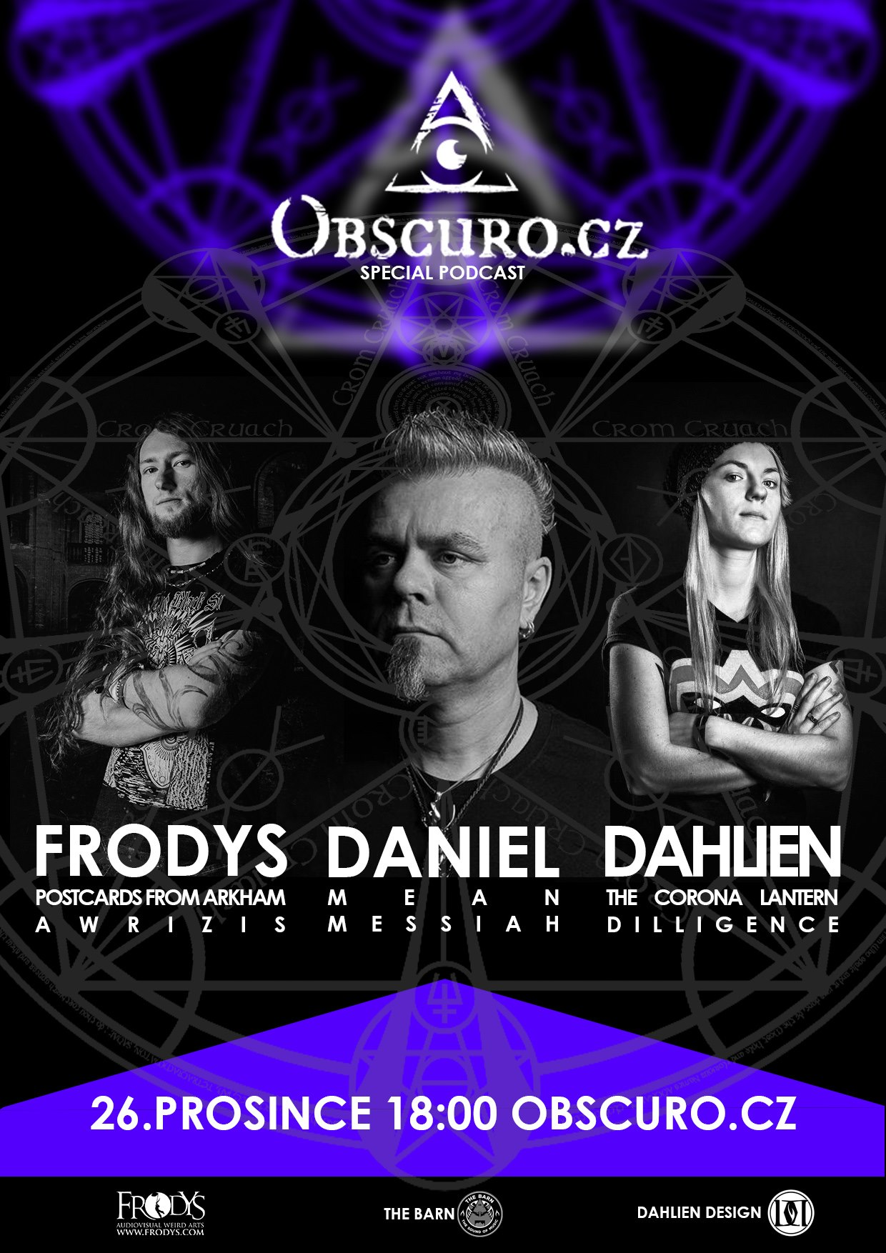 obscuro podcast special