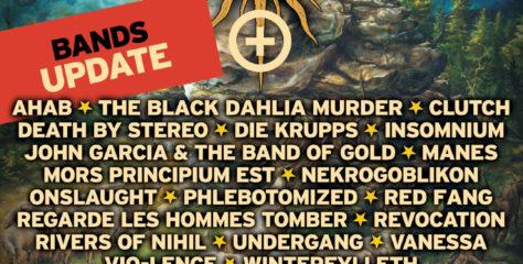 20 nových kapel do sestavy Brutal Assaultu 2021
