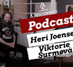 Obscuro Podcast – Viktorie Surmøvá & Heri Joensen