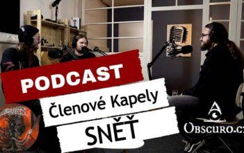 podcast sněť