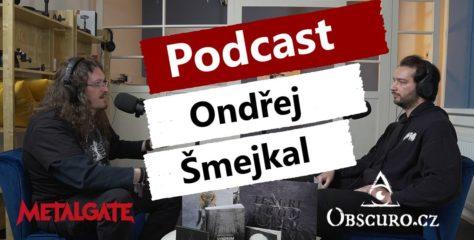 Obscuro Podcast – Spolumajitel metalového vydavatelství MetalGate