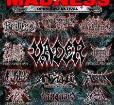 Metal Madness 2021 bude!