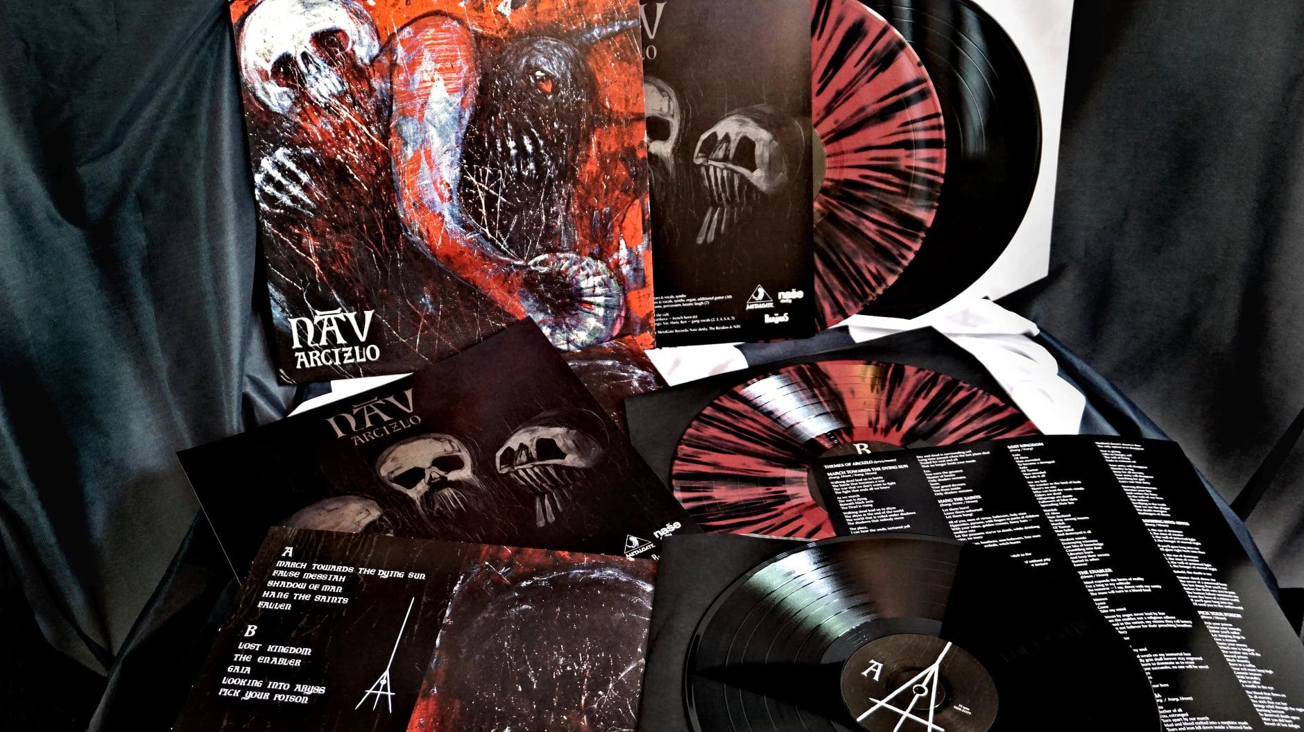 Náv vinyl