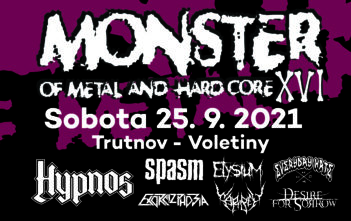 Monster of Metal and Hardcore XVI